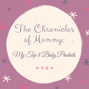 My Top 8 Baby Products canva